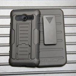 Чехол Samsung Galaxy Core 2 G355 противоударный бронированный