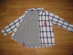 Багато стильного одягу на осінь зиму 110-128 см