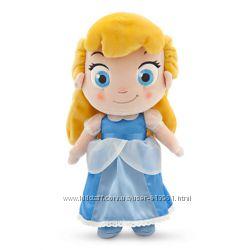 Мягкие плюшевые Куклы принцессы для самых маленьких Оригинал DisneyStore
