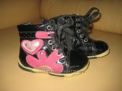 Деми ботиночки 22 р-р