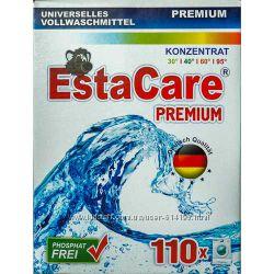Порошок стиральный универсальный EstaCare 9, 2 кг 110 стирок Германия