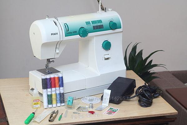 Швейная машина Pfaff Hobby 4260 - гарантія 6 міс