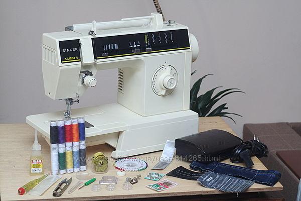 Швейная машина Singer 6212C Samba 4 Бразилия - Гарантия 6 мес