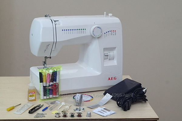 Швейная машина AEG 11210 Германия - Гарантия 6 мес