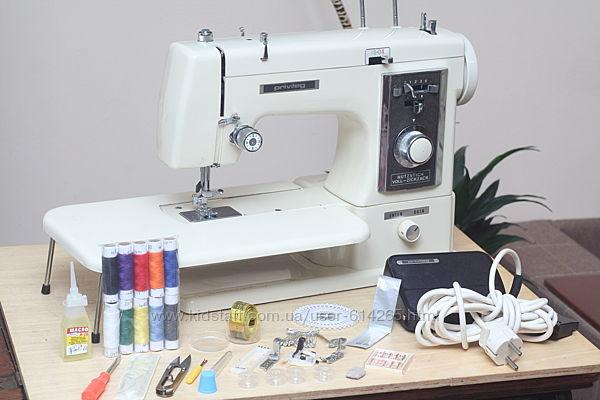 Швейная машина Privileg 470 Кожа Япония Гарантия валіза Louis Vuitton