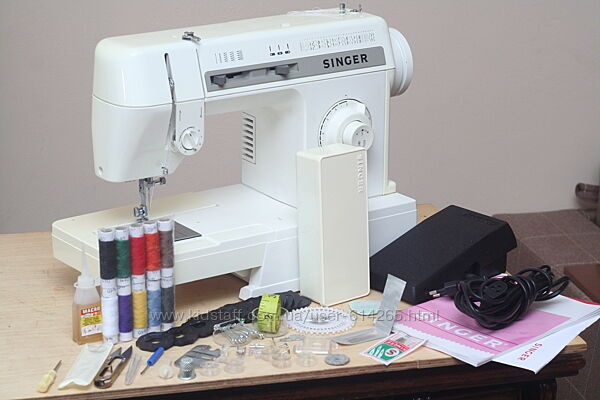 Швейная машина Singer 2530C Бразилия - Гарантия 6 мес