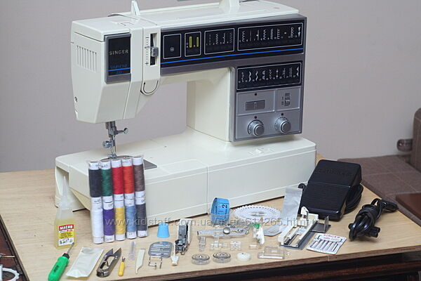 Швейная машина Singer Symphonie 200 made in USA
