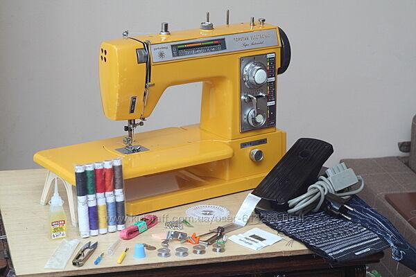Швейная машина Privileg Topstar Super Automatic 796 гарантия 24мес