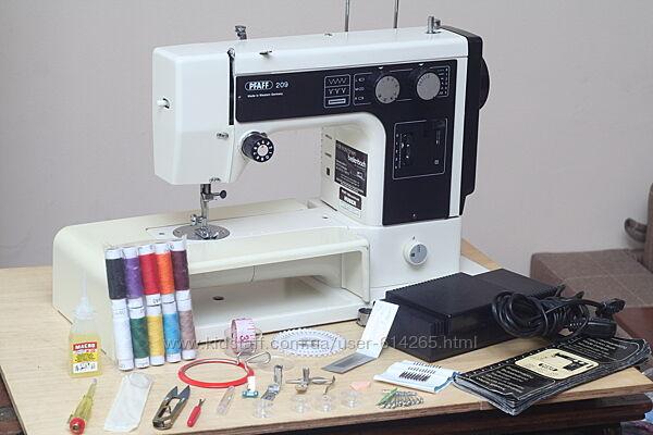 Швейная машина Pfaff 209 Западная Германия - Гарантия 6 мес
