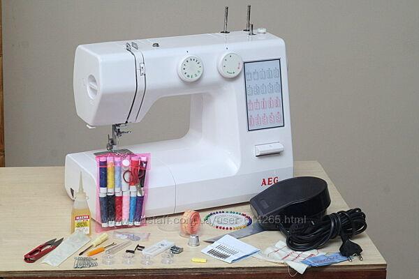 Швейная машина AEG 824 Германия - Гарантия 6 мес