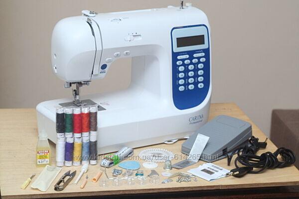 Швейная машина Carina Professional Германия - Гарантия 6 мес