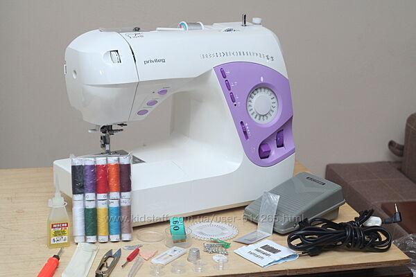 Швейная машина Privileg 4321 Германия - гарантия 6 мес