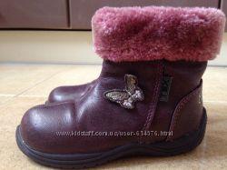 Деми ботинки для девочки Esprit 23р