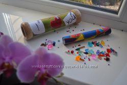 Подарок для детей и взрослых - эксклюзивный калейдоскоп
