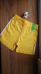 Шорты для мальчика Primark Ирландия жёлтого цвета
