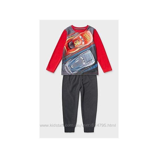 Пижама для мальчика европейского бренда C&A