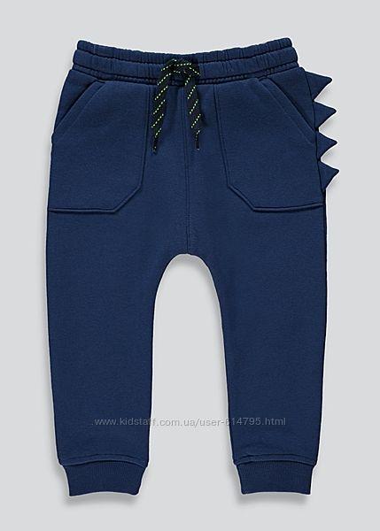 Спортивные брюки на мальчика европейского бренда Matalan,12-18 месяцев