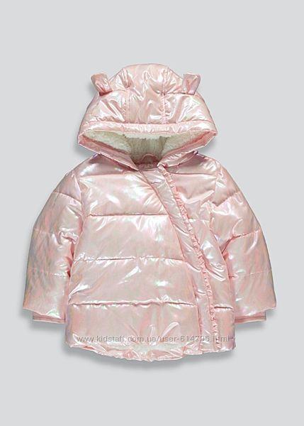 Курточка на девочку английского бренда Matalan,4-5,5-6 лет
