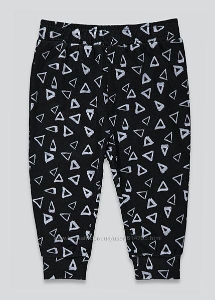 Спортивные штаны на мальчика английского бренда Matalan