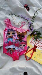 Купальник сдельный на девочку европейского бренда Matalan