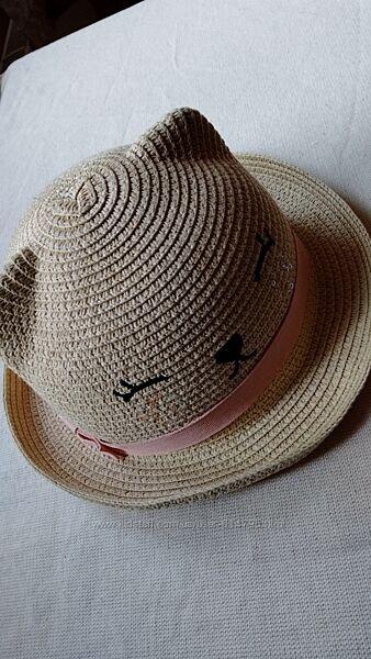 Шляпка на девочку европейского бренда H&M