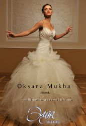 Продам свадебное платье дизайнера Оксаны Мухи