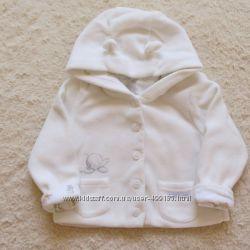 Диснеевская флисовая куртка 9-12мес