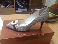 Стильные итальянские туфли фирмы Gibellieri размер 37
