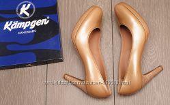 Туфли Kampgen кожа 38 размер