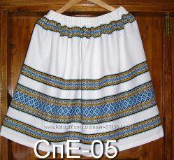Украинские юбки. Вышиванки.