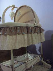 Кроватка-люлька Baby Point Regina
