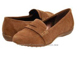 Замшевые туфли Sofft р. 39, 5, или широкая нога р. 39, амер. р. 9