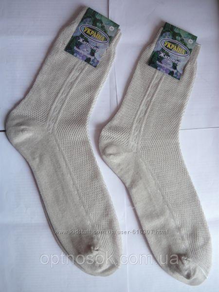 #1:  носки мужские сетка