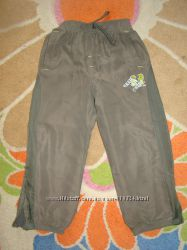 Гарні практичні штани для хлопчика 3-5 років