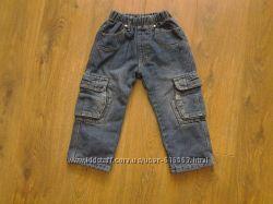 брюки утепленные джинсовые, джинсы утепленные