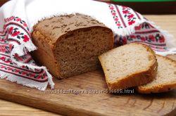 Всегда свежий и ароматный ржаной хлеб на закваске