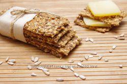 Хрустящие мультизерновые хлебцы