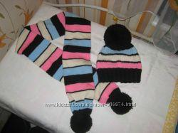 Продаю шарф ручной работы
