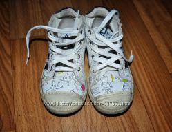 кожаные ботиночки Rondinella р. 25