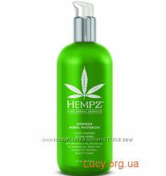 Американская косметика Hempz для тела и волос