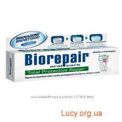 BioRepair Италия Профессиональные зубные пасты