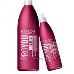 Шампунь увлажняющее питание Revlon Professional