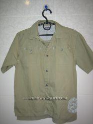 Легенькие рубашечки NEXT 9-10 лет