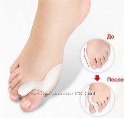 Valgus Pro гелевые накладки для коррекции косточки на ноге