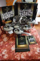Набор посуды Royalty Line RL-16S