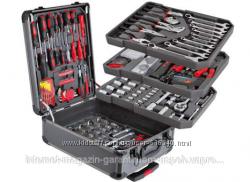 Акция Набор инструментов Swiss Kraft 186 TLG