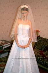 свадебное платье для леди, с кружевом паутиной