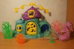 Замок для русалочек
