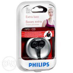 Новые наушники Philips Extra Bass