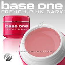 Однофазник молочно-розового цвета French Pink Dark от фирмы Silcare